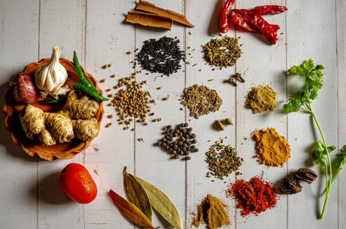 Spices for Good Health